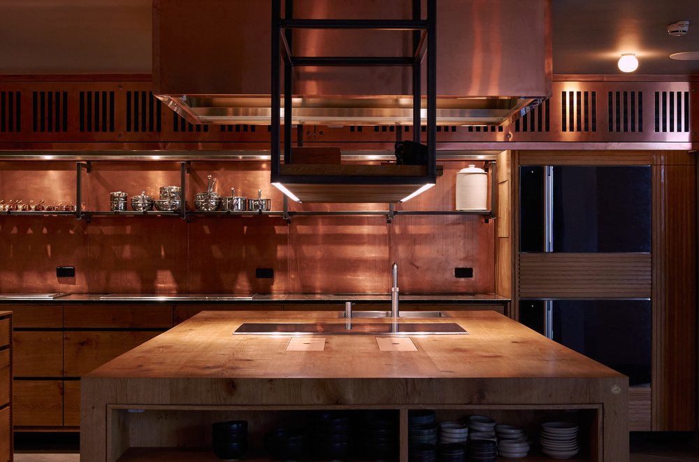 Yuta Sawamura - Kadeau Restaurant