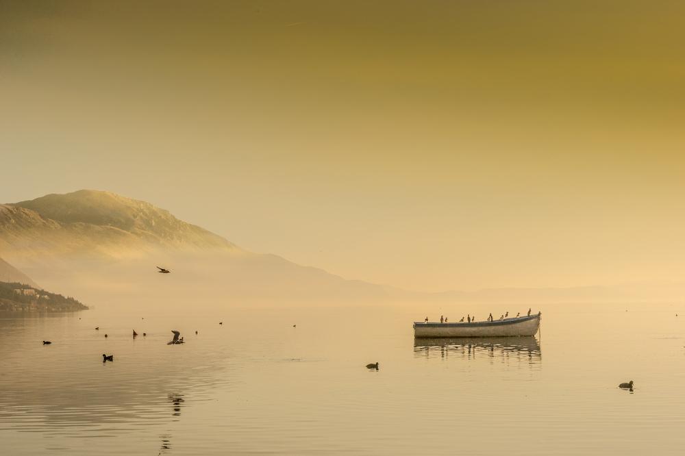 Wolfgang Sobolewski - Lake Ohrid
