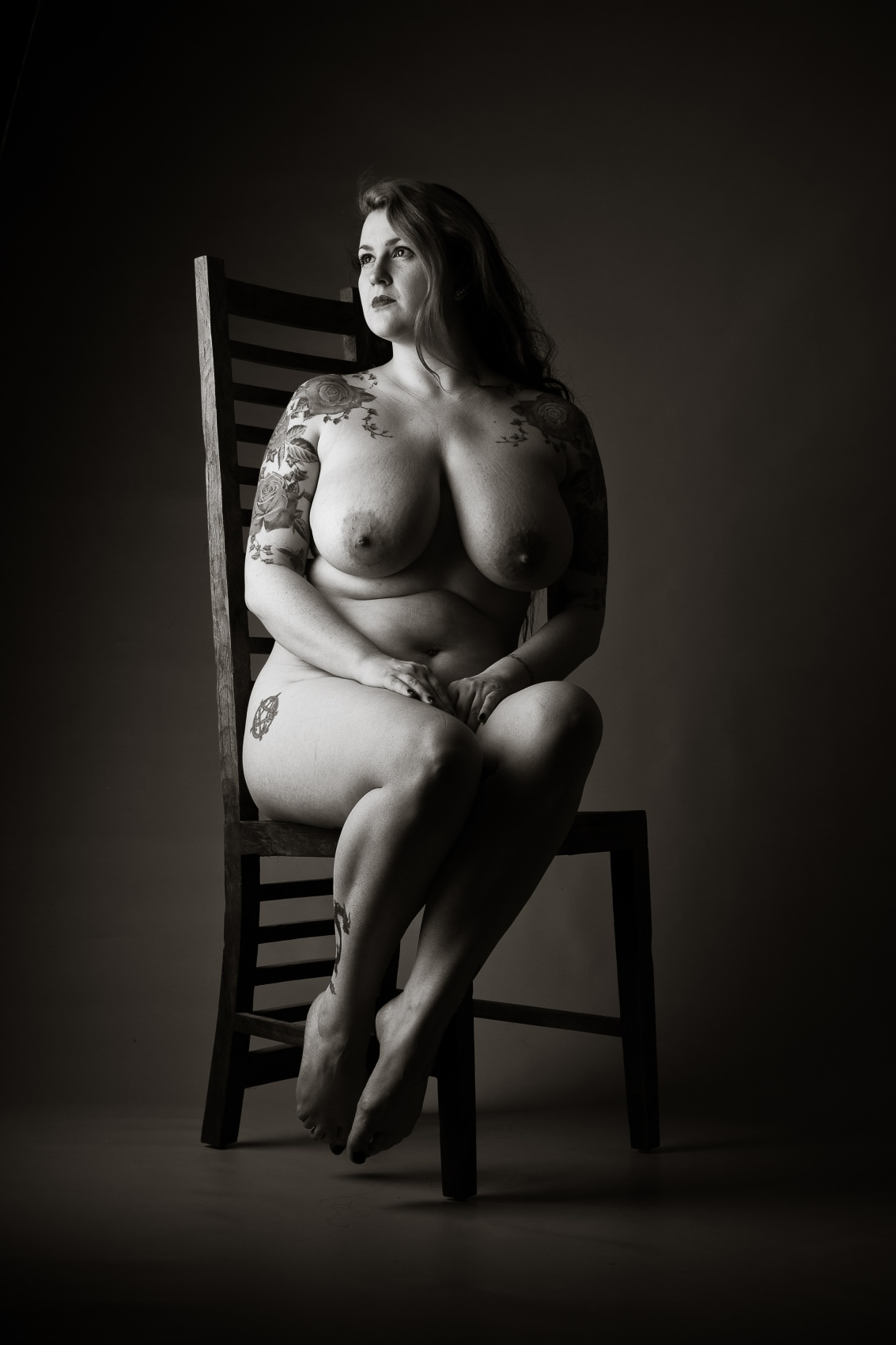 Bbw nude photography