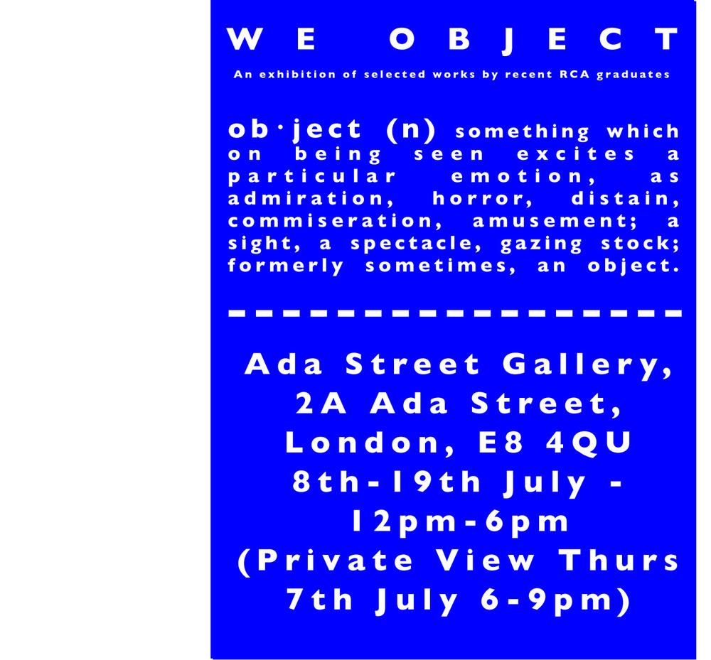 Michelle Shields - We object