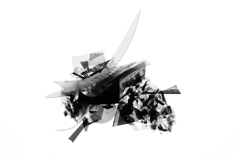 Valentin Russo - Sculpture negative / negativ sculture