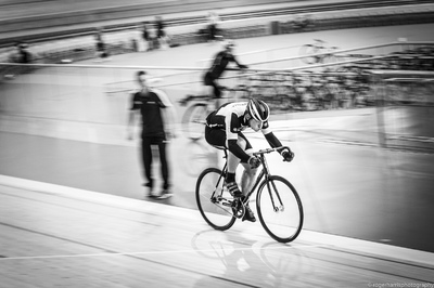 cyclist olympic velodrome lloyds bank