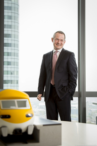Financial Director Crossrail David Allen Financial Director Magazine