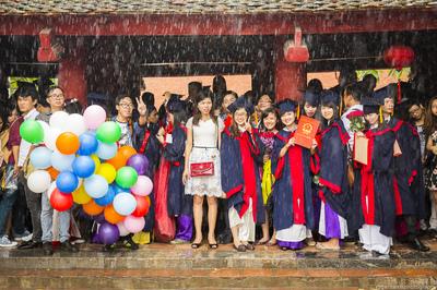 Hanoi Graduation, vietnam