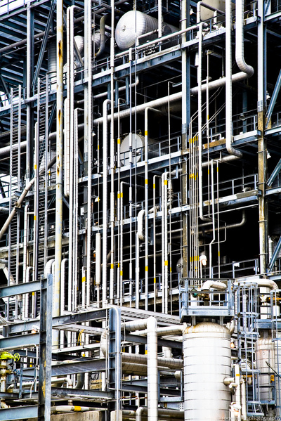 oil refinery houston