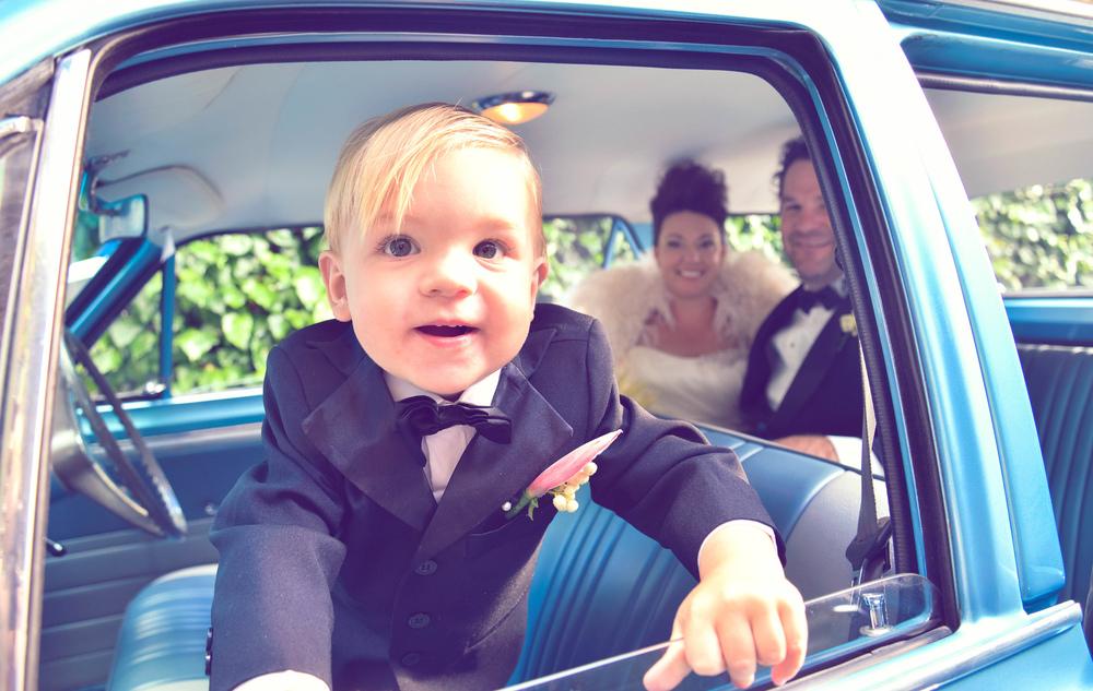 Richard Carter & Viktoria Racz - Weddings