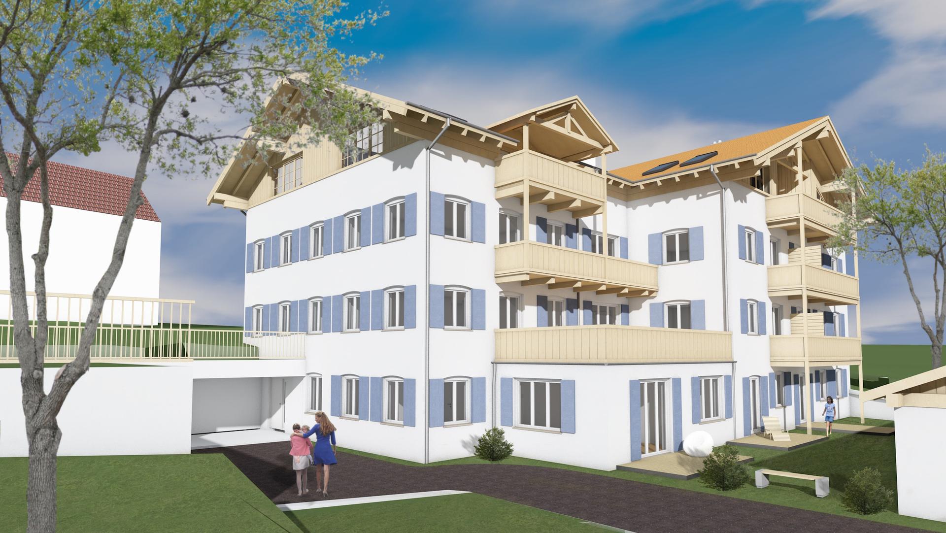 Atriumhaus München projekte
