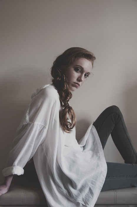 Jo Chatterley - White Shirt Project   Philip Trengove