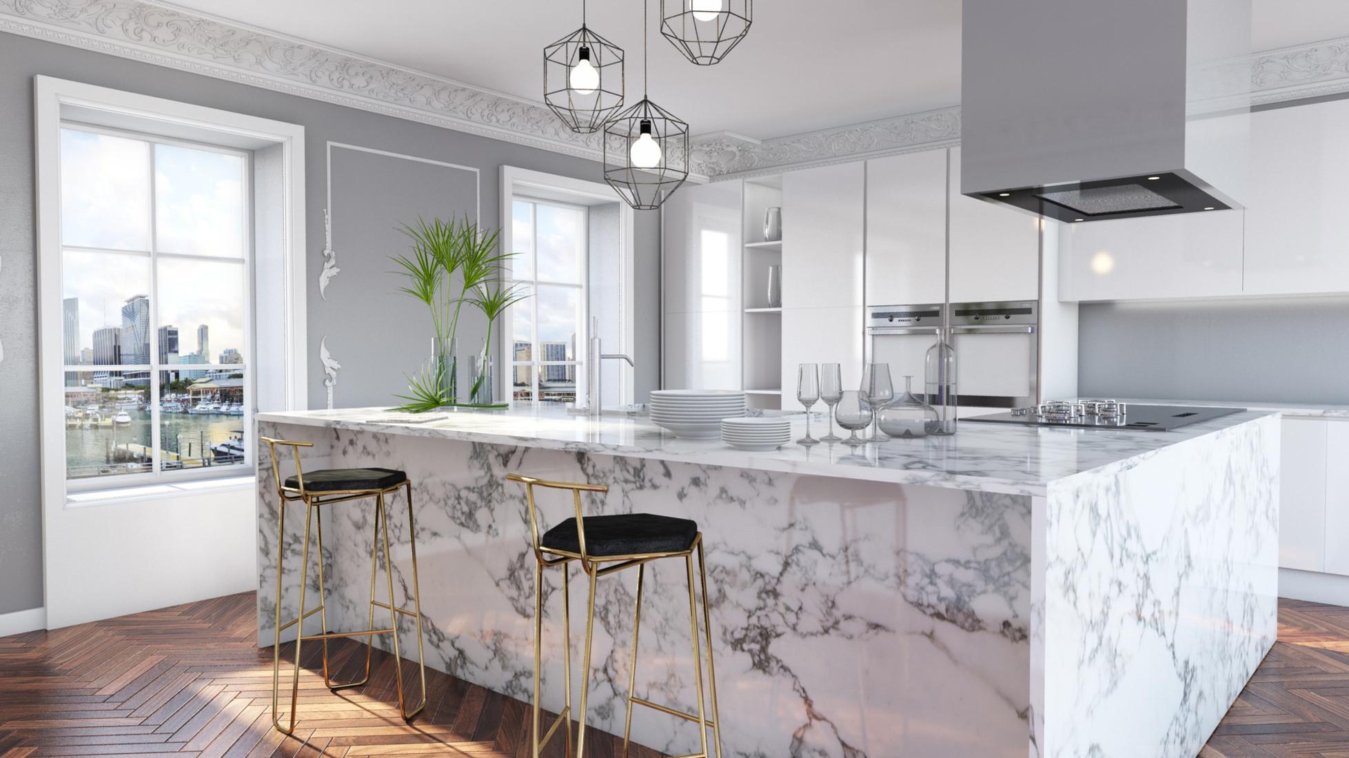 Come Progettare Una Cucina In 3d. Interesting Come Progettare Una ...
