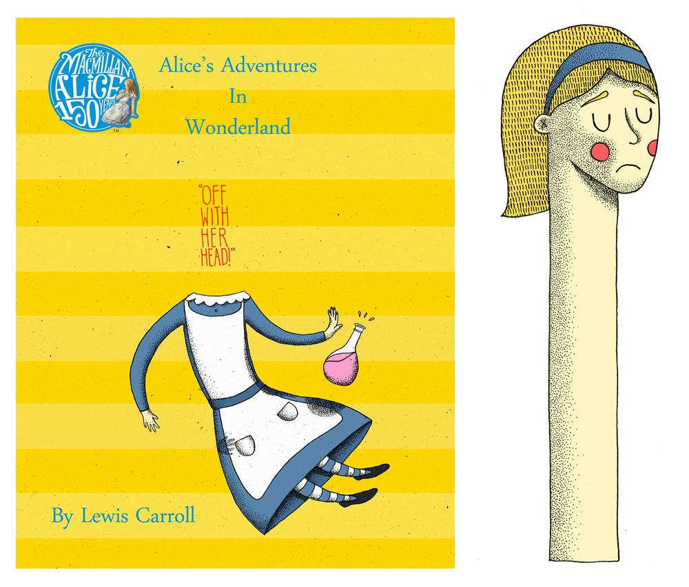 Daniel Whitehouse - Alice's Adventures in Wonderland