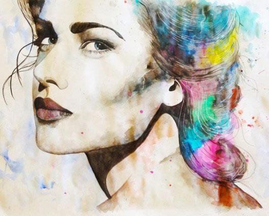 Monisha Rockett - Watercolour