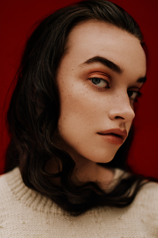 Layer 1 Retouch - Sicky Magazine - Lisa Ekelund