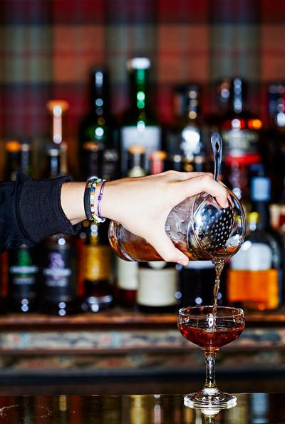 tweed bar