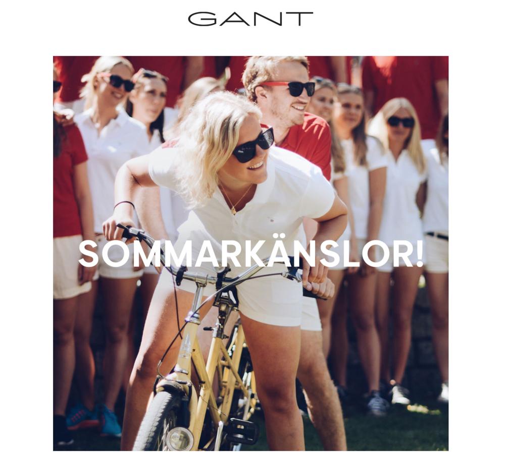 Caroline Rosencrantz - GANT X MALMÖ NATION - TANDEM