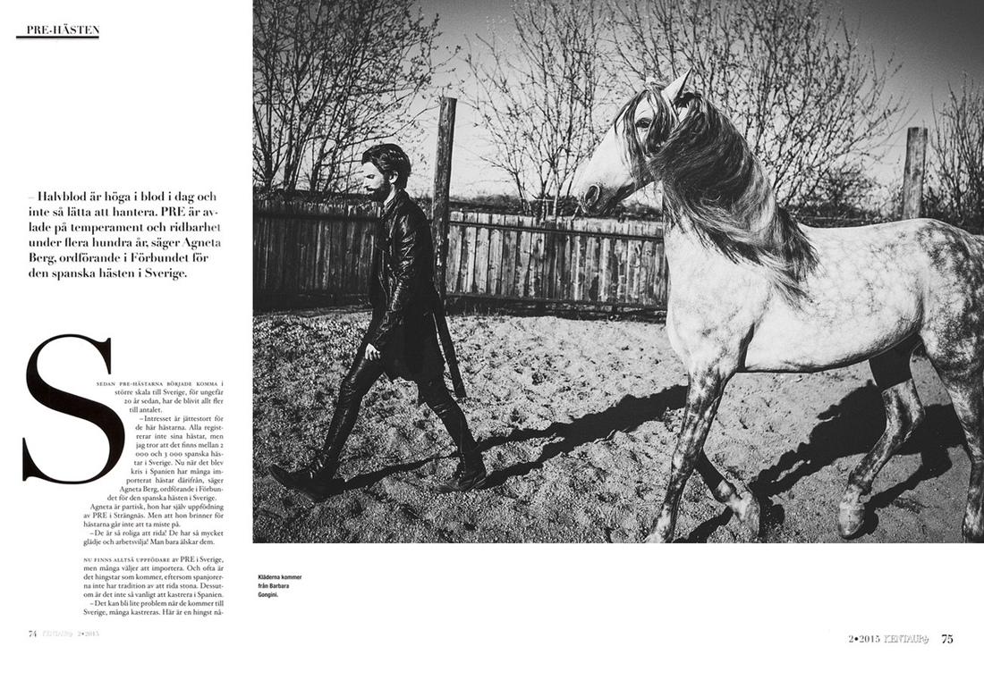 Isabell N Wedin - Kentaur Magazine