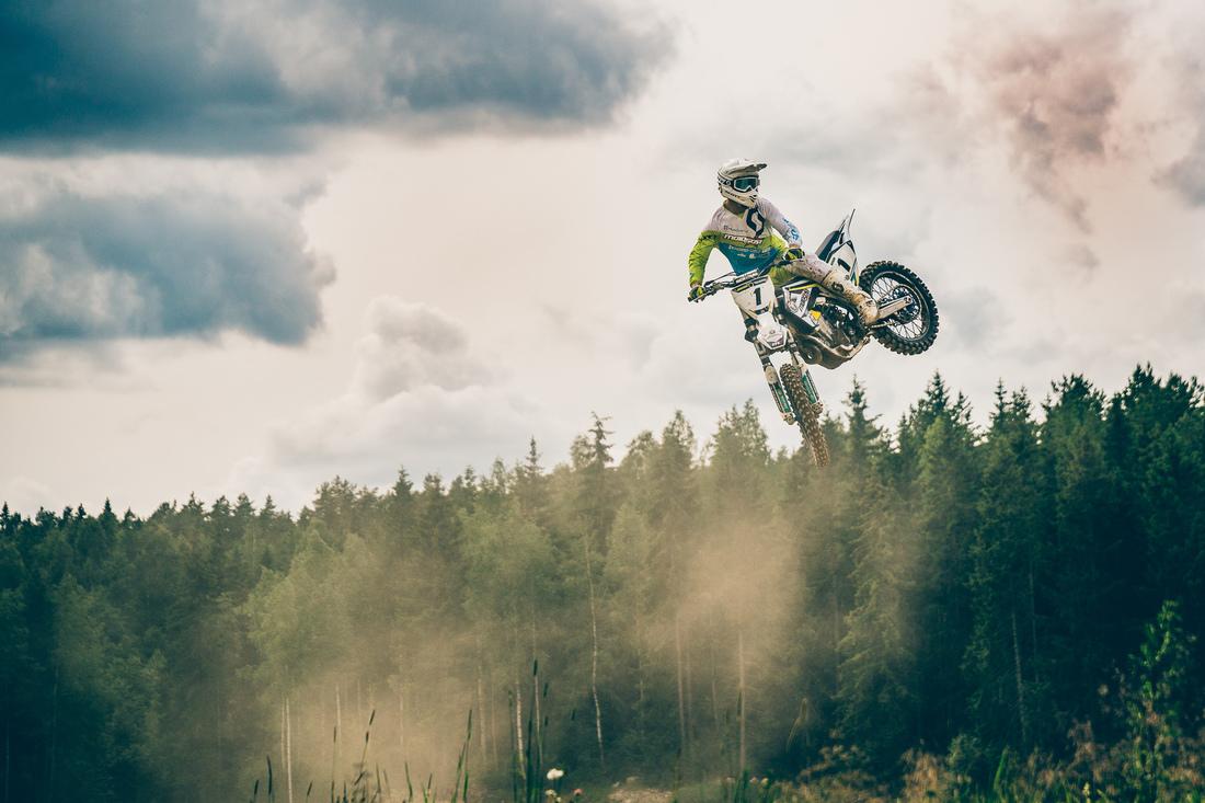 Niklas Wallner - Motocross