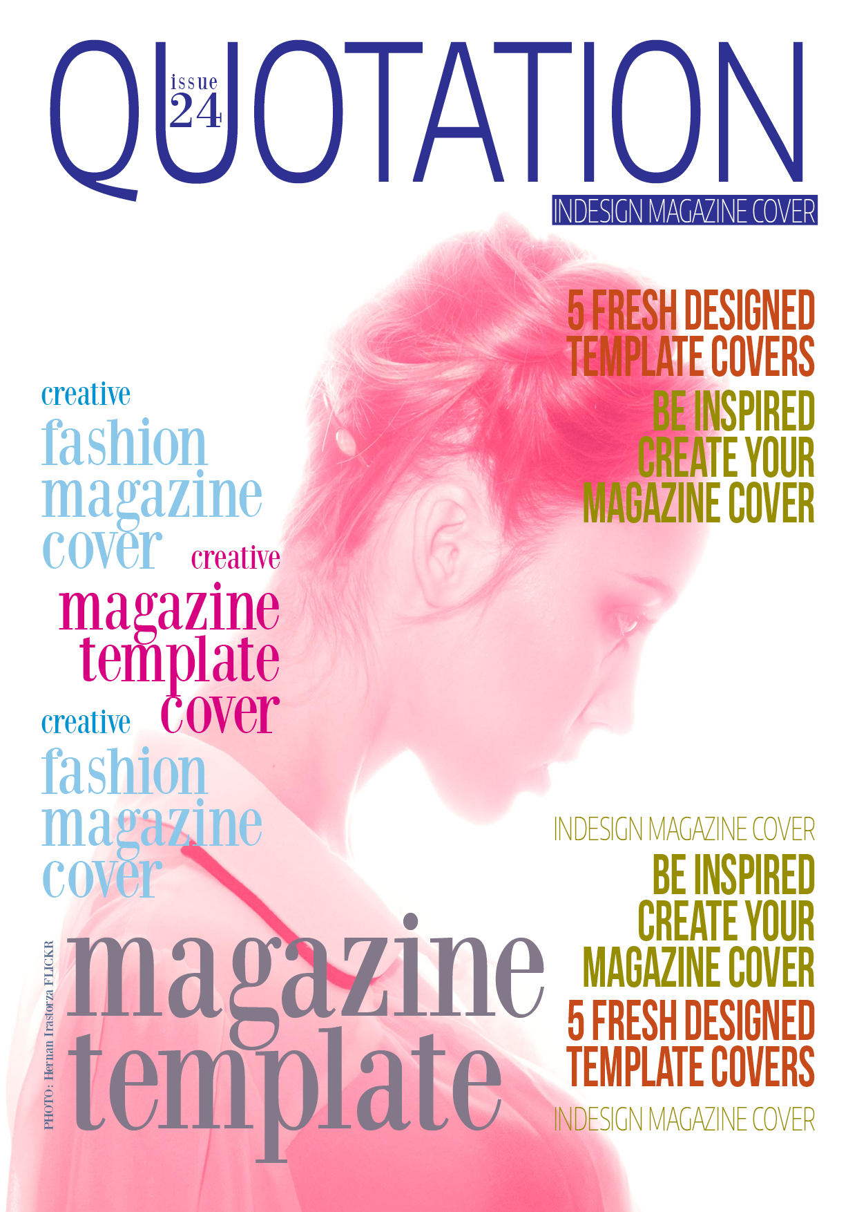 Charming Create Magazine Cover Template Photos - Entry Level Resume ...