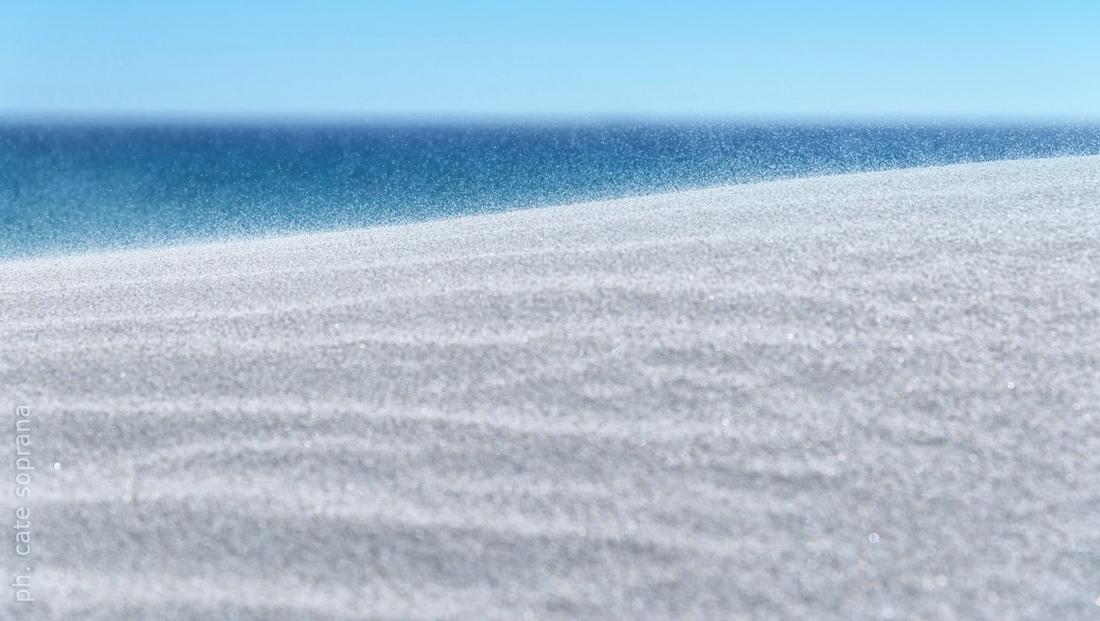 Cate Soprana - White sand