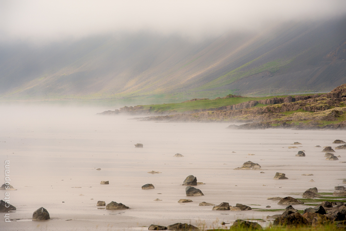 Cate Soprana - Iceland