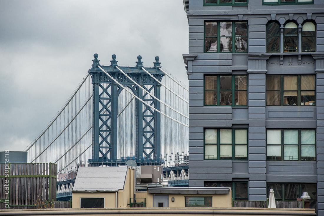 Cate Soprana - From the Brooklyn Bridge