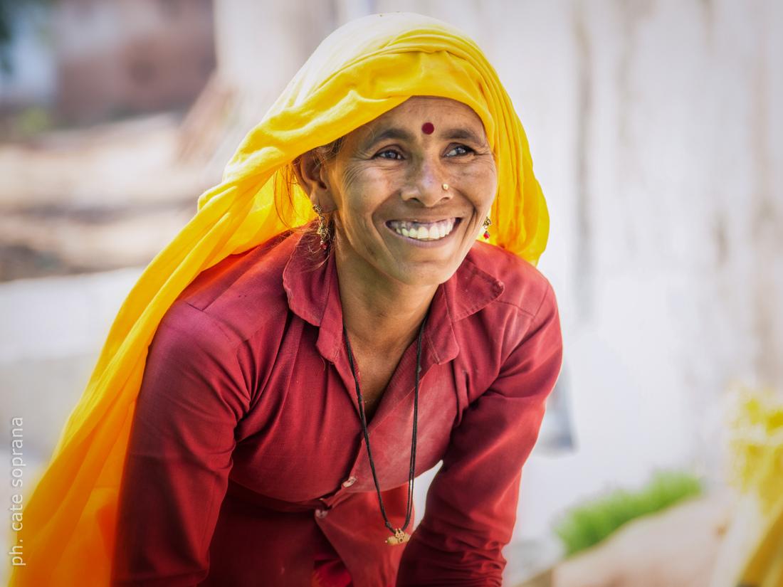 Cate Soprana - India