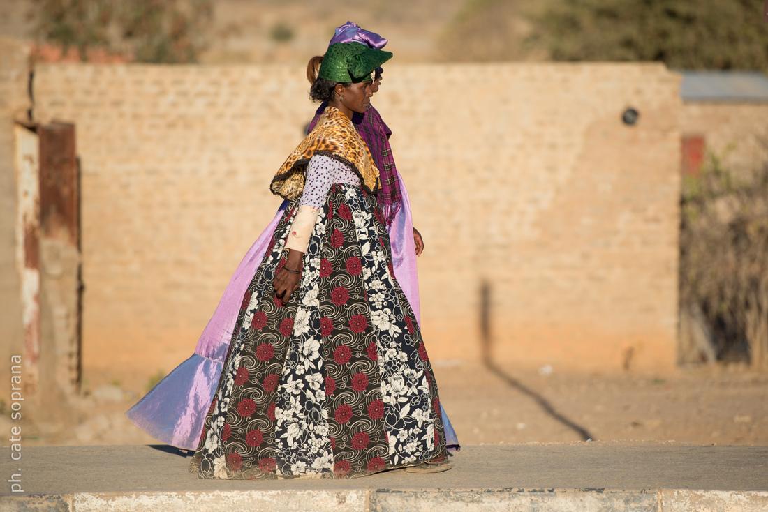 Cate Soprana - Himba women