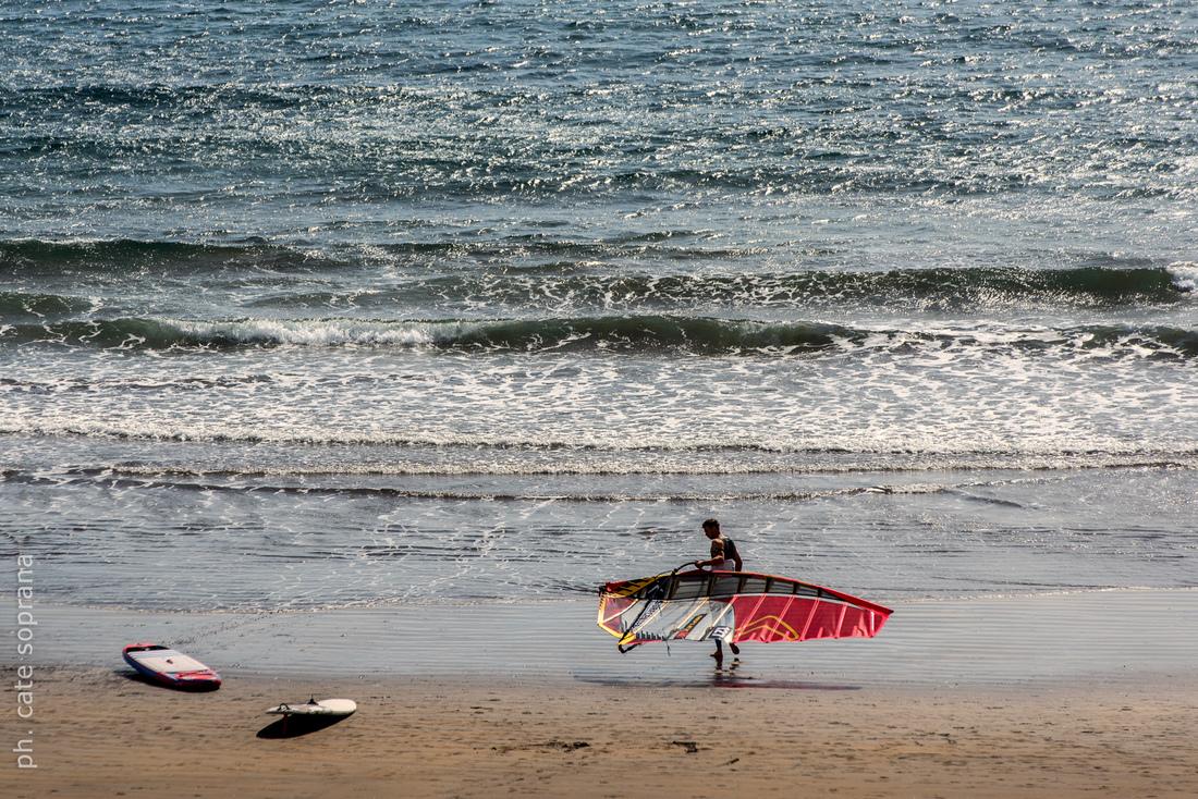 Cate Soprana - Surf, wind & fire