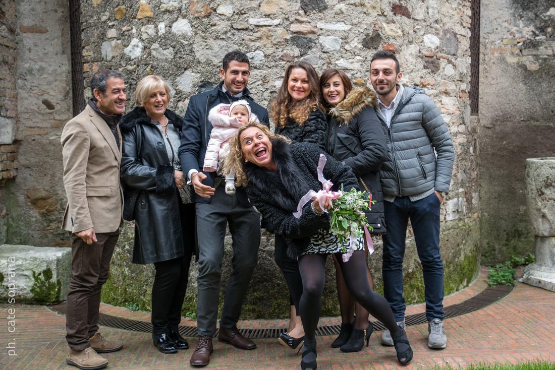 Cate Soprana - Family