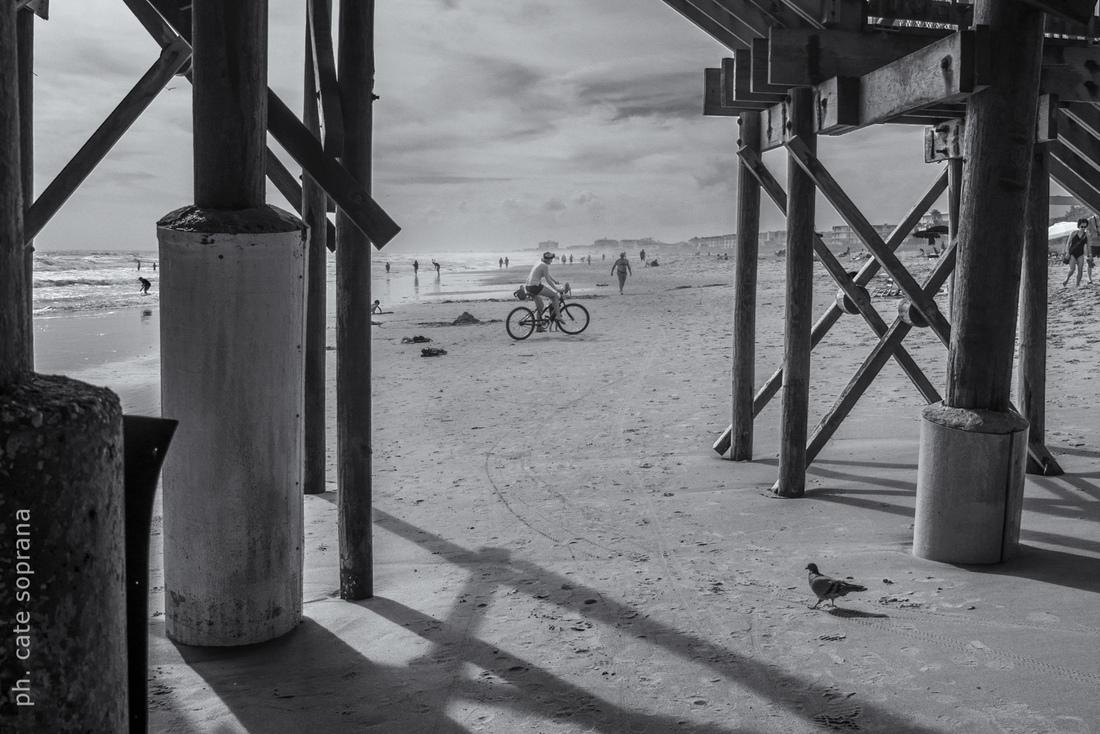 Cate Soprana - Dear Old Pier, Cocoa Beach