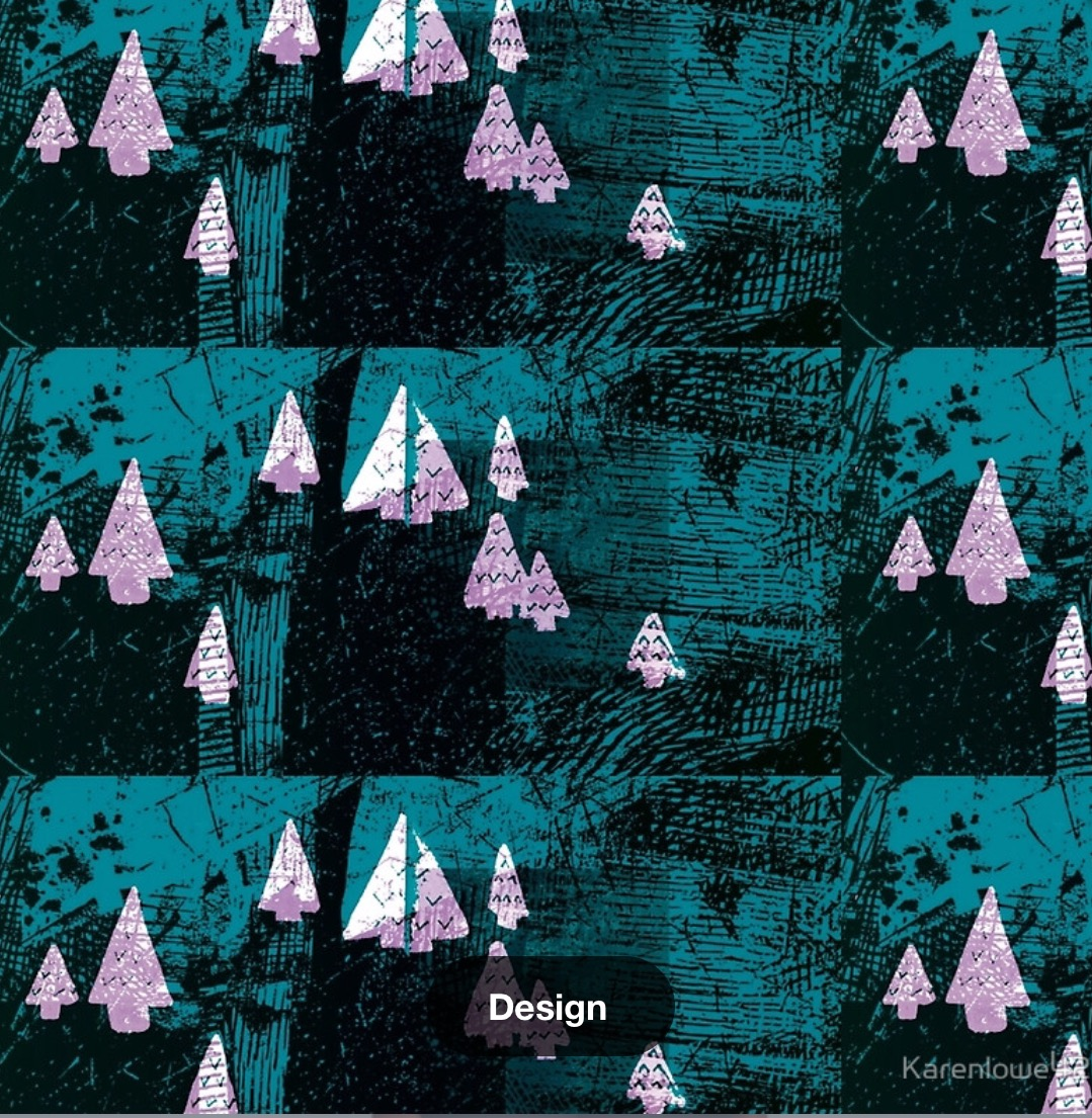 Karen Lowe - Patterned works