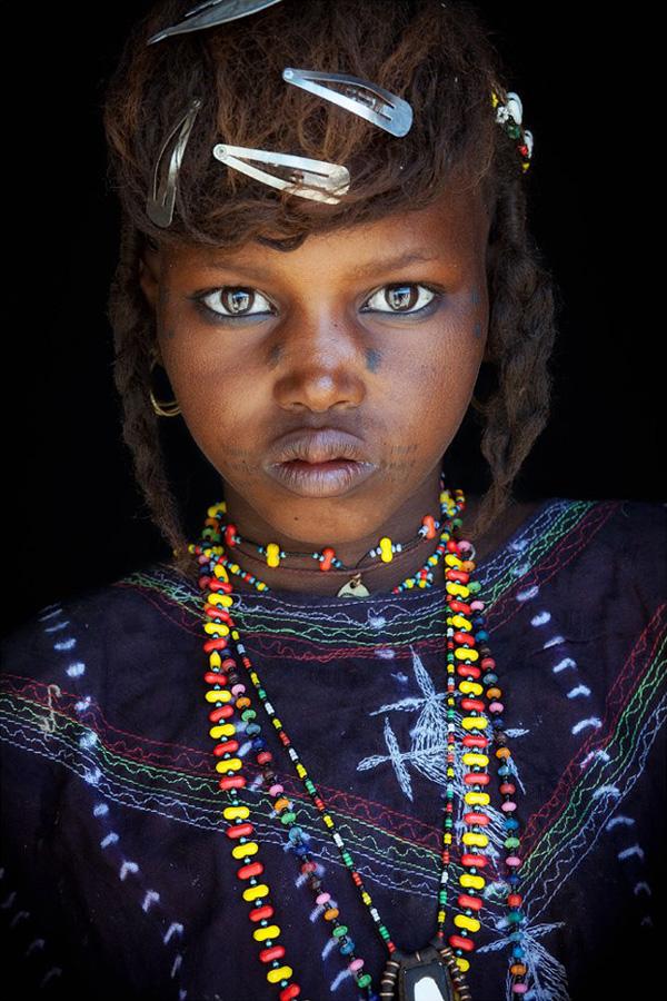 Niger, Wodaabe Tribe