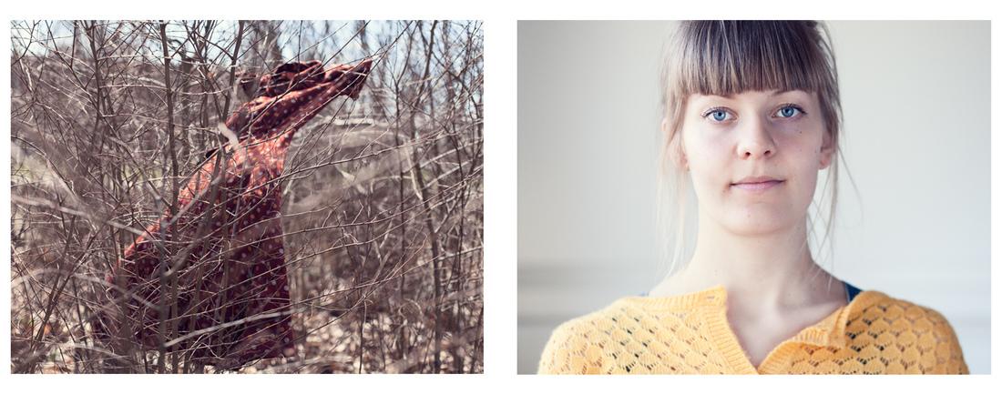 Kim Fristedt Malmberg - Portraits