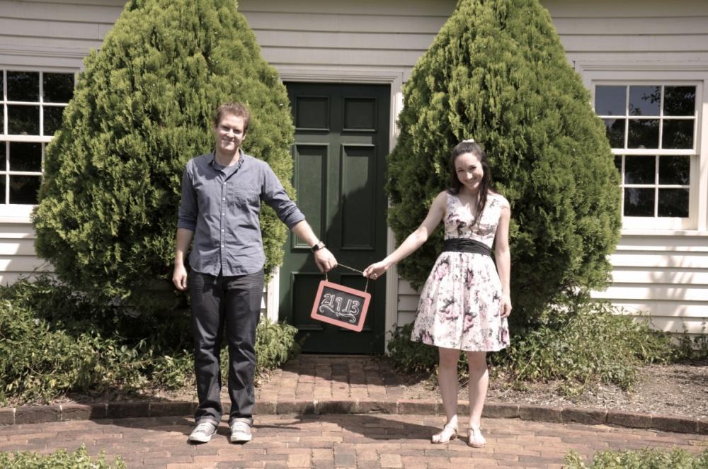 Maryanne Torok - Emma + Jimmy's Save the Date
