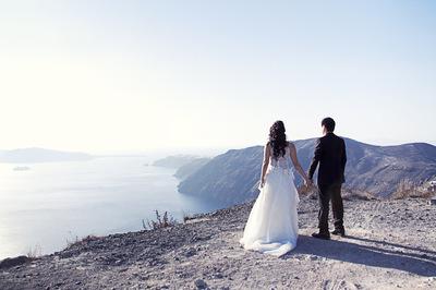 Santorini Wedding Photographer Eva Rendl