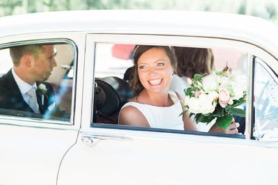 Bröllopsfotograf Emelie Petré