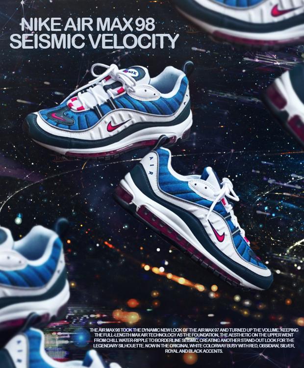 air max 98 seismic velocity