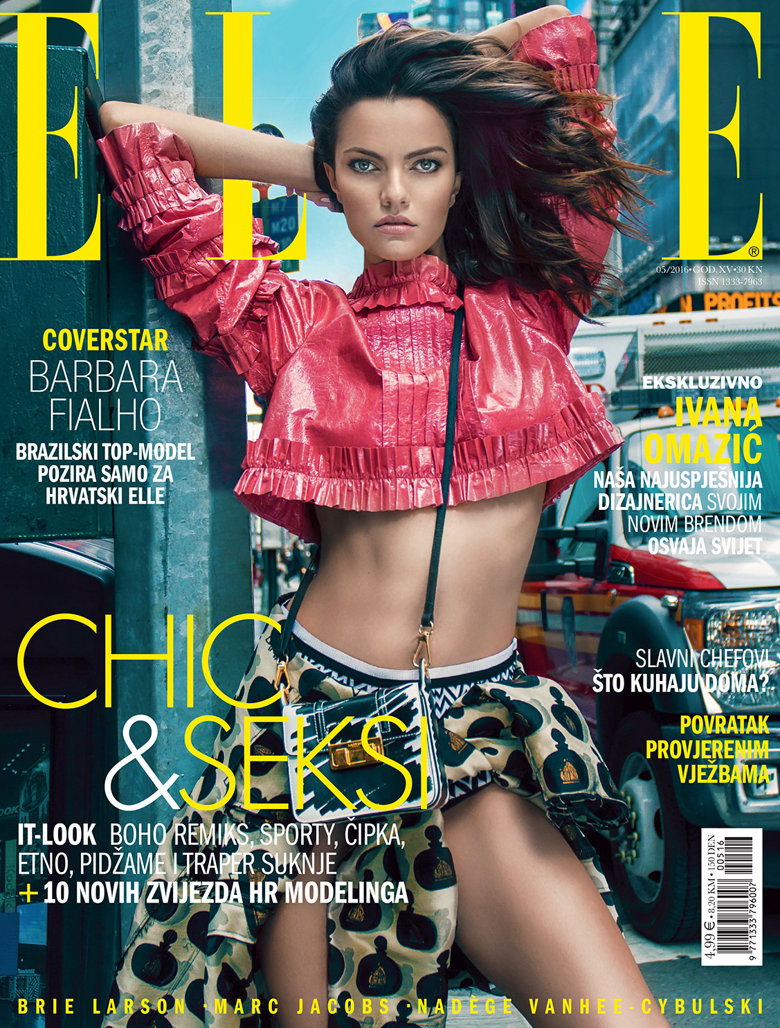 ELLE MAY 16 COVER STORY