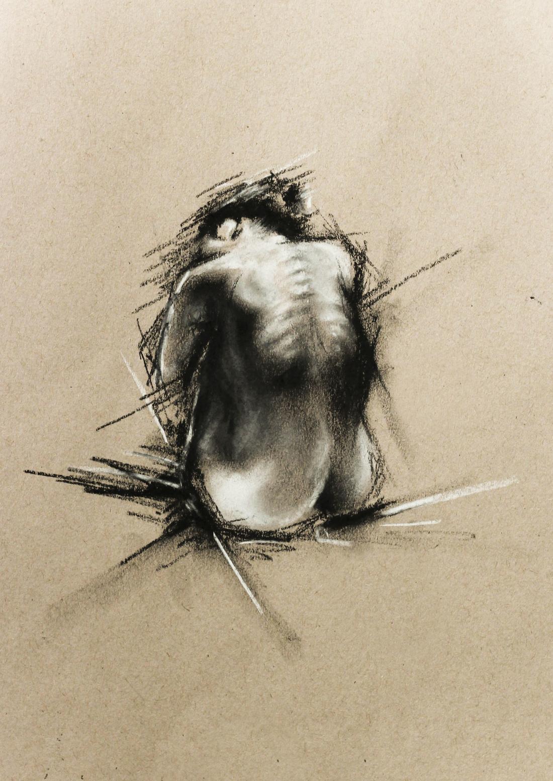 Betsy Herbert - Life Drawing