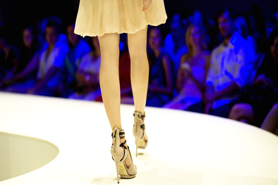 Ivana Basilotta - ON THE CATWALK