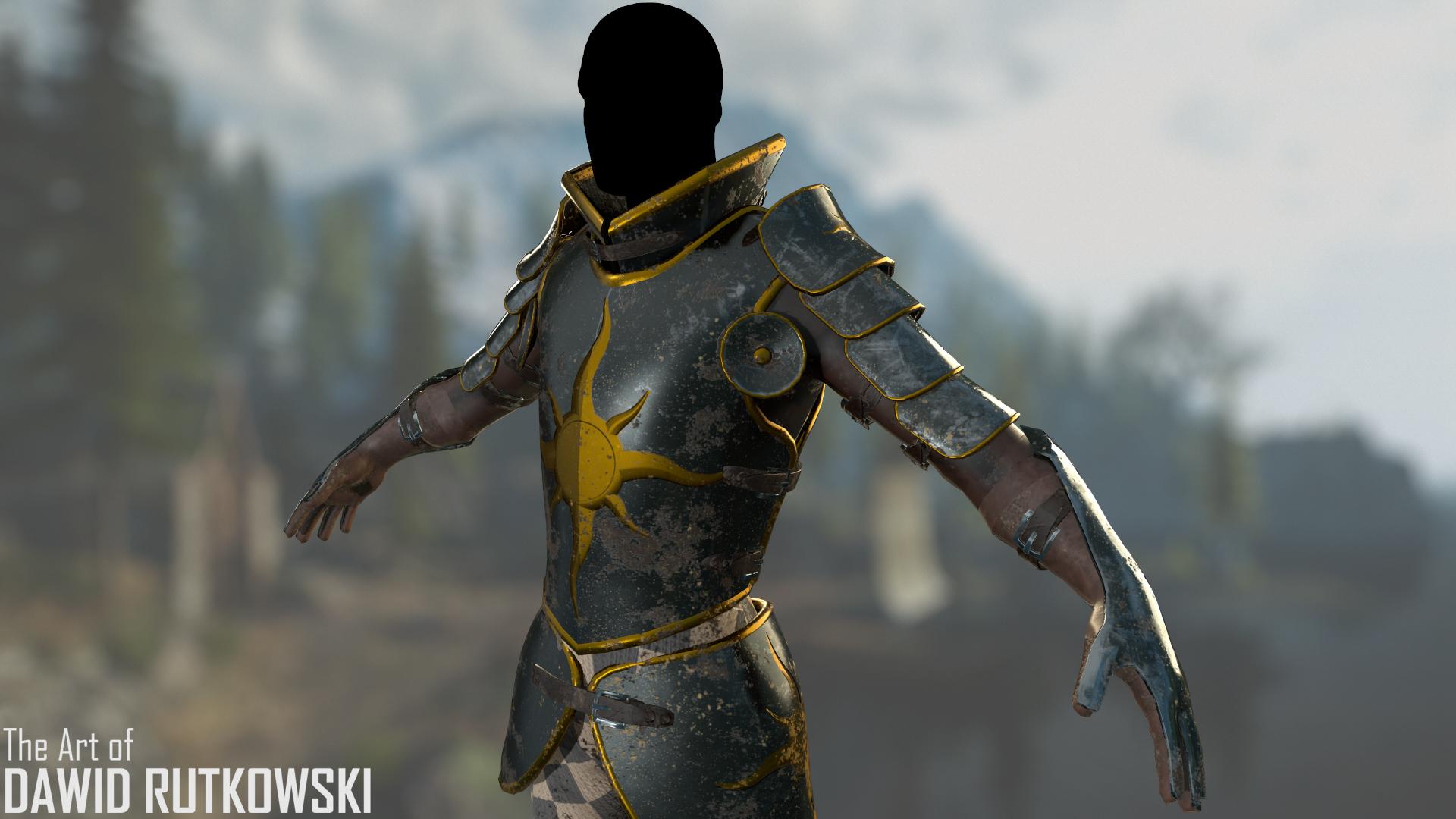 nilfgaardian armor
