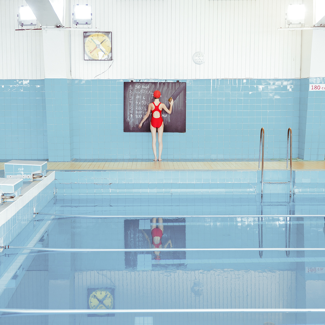 Dating county swimming pool