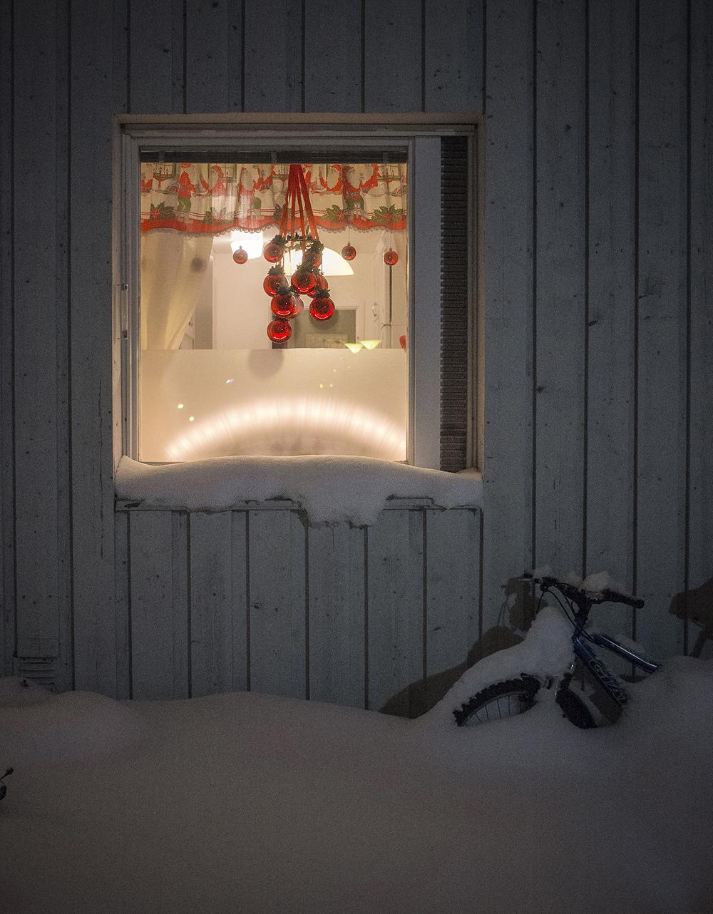 Krister Hägglund - Lux / Christmas lights / 2012-16