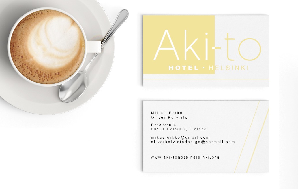 Kelly Jeffreys - Aki-To HOTEL