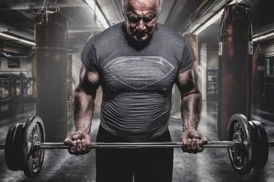 Heiner Romberg, Fitness Coach, Buchautor