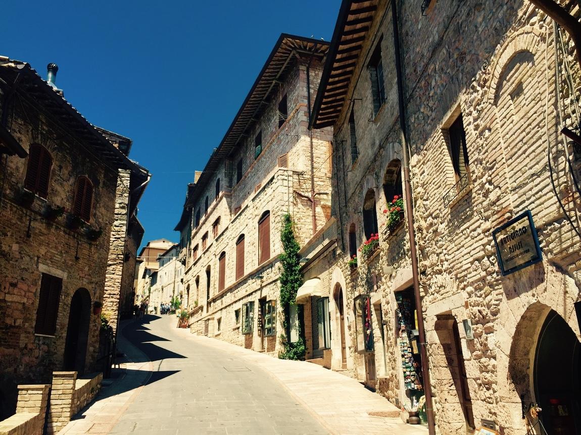 Enzo Marcani - Assisi, Italy
