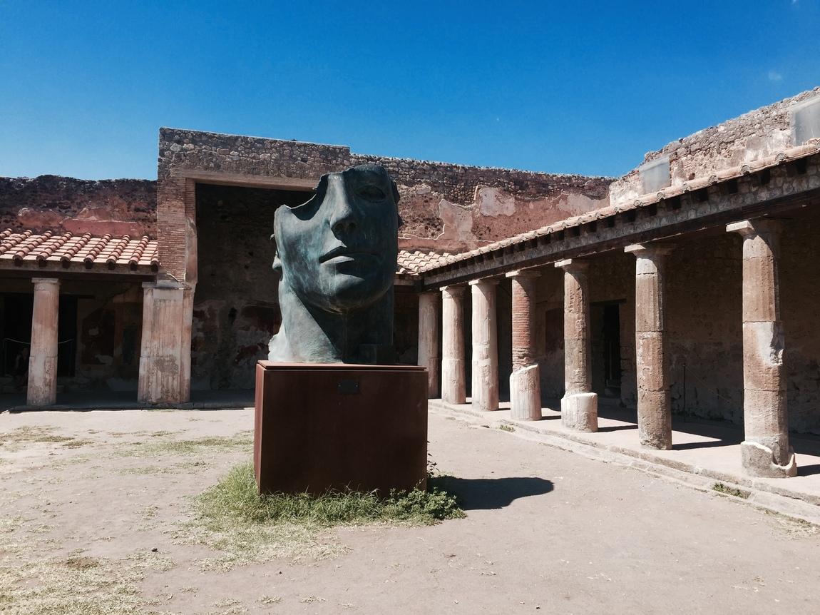 Enzo Marcani - Pompeii, Italy