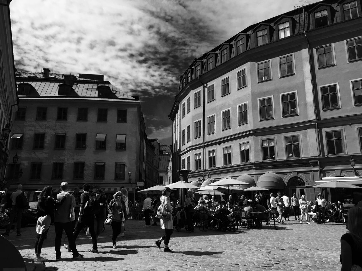 Enzo Marcani - Old Town, Stockholm