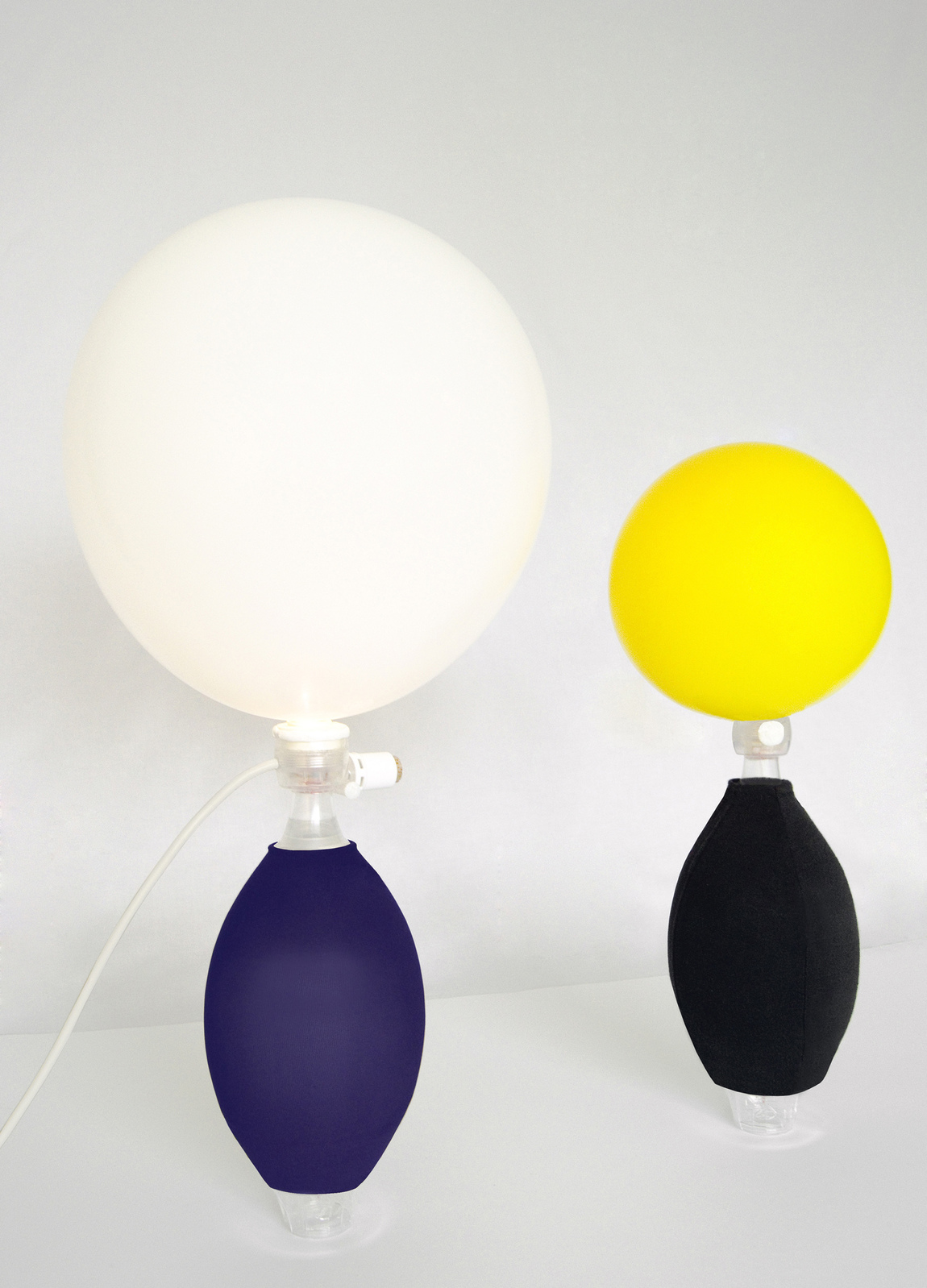 Delphine Marceau - INFLATABLE LAMP