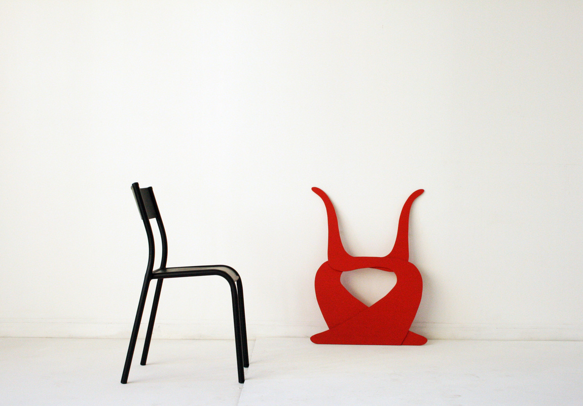 Delphine Marceau - ACCESSORIES FOR A CHAIR