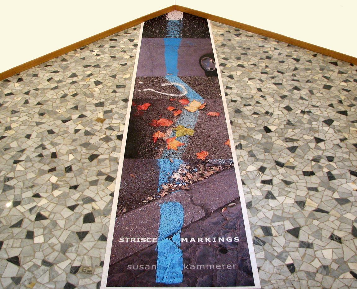 Susan Kammerer - Strisce   Markings